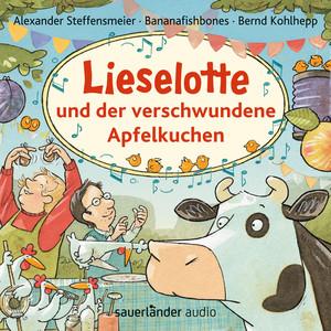 Lieselotte und der verschwundene Apfelkuchen (Ungekürzte Lesung mit Musik) Audiobook