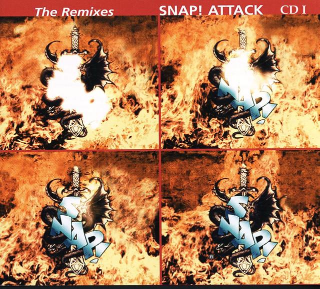Snap! Attack - The Remixes (Part 1) album cover