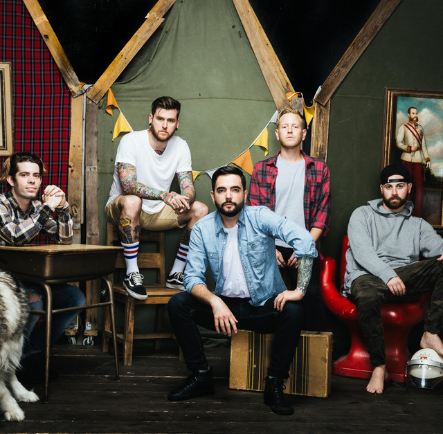 A Day To Remember tickets and 2017 tour dates
