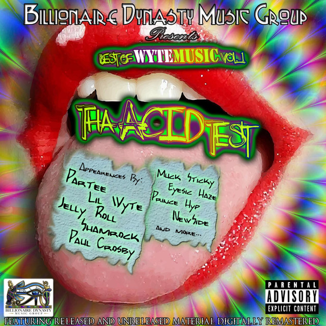 Best of Wyte Music, Vol 1: Tha Acid Test