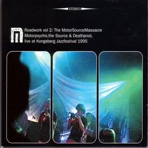 Roadwork vol 2: The MotorSource Massacre album