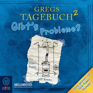Gregs Tagebuch 2 - Gibt's Probleme? Audiobook