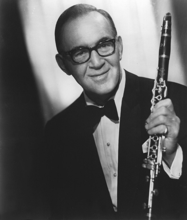 Benny Goodman, Gene Krupa I Want to Be Happy cover