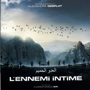 L'Ennemi intime (Original Motion Picture Soundtrack) Albumcover