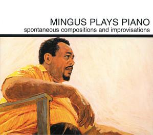 Mingus Plays Piano album