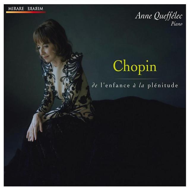 Chopin: De l'enfance à la plénitude Albumcover