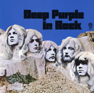 Deep Purple in Rock album