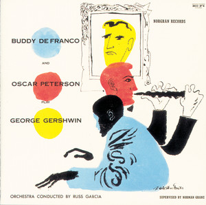 Buddy Defranco and Oscar Peterson Play George Gershwin album