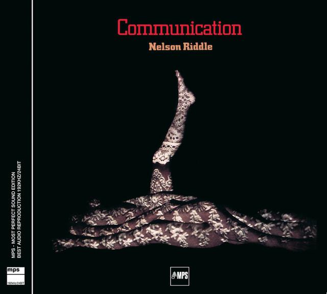 Nelson Riddle Communication album cover