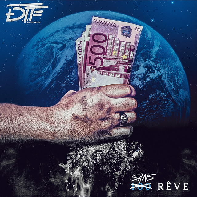Album cover for Sans rêve by DTF
