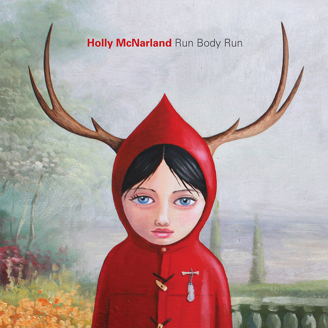 Holly McNarland