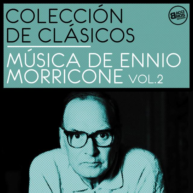 Colección de Clásicos: Música de Ennio Morrricone - Vol. 2 Albumcover