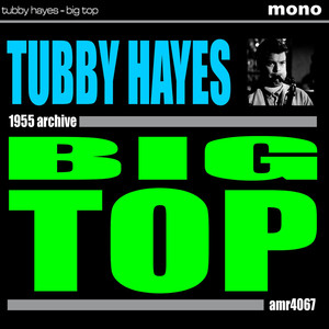 Tubby Hayes A Foggy Day cover
