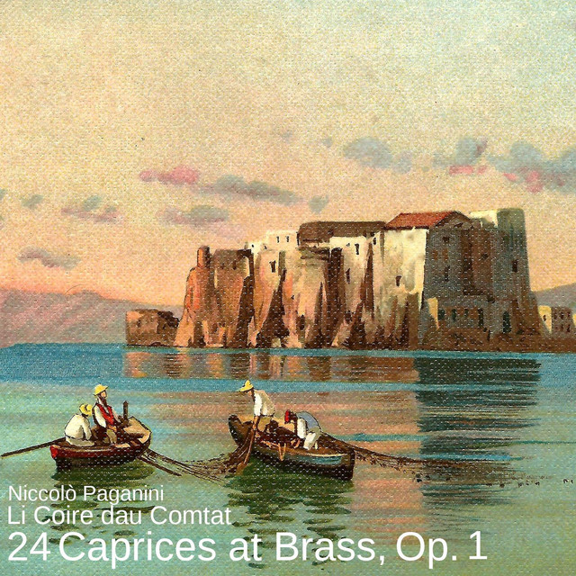 24 Caprices at Brass, Op. 1