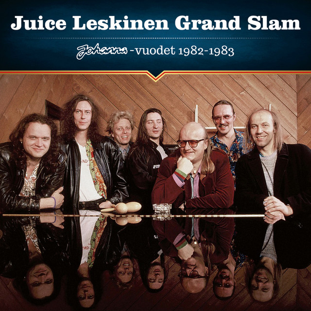 Juice Leskinen Grand Slam
