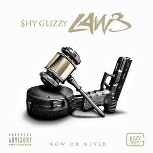 LAW 3: Now Or Never Albumcover