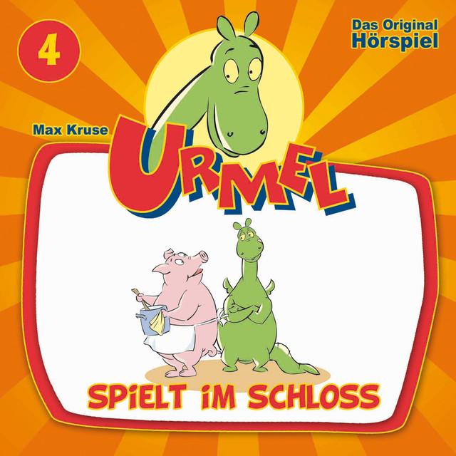 Folge 4 - Urmel Spielt Im Schloss Cover