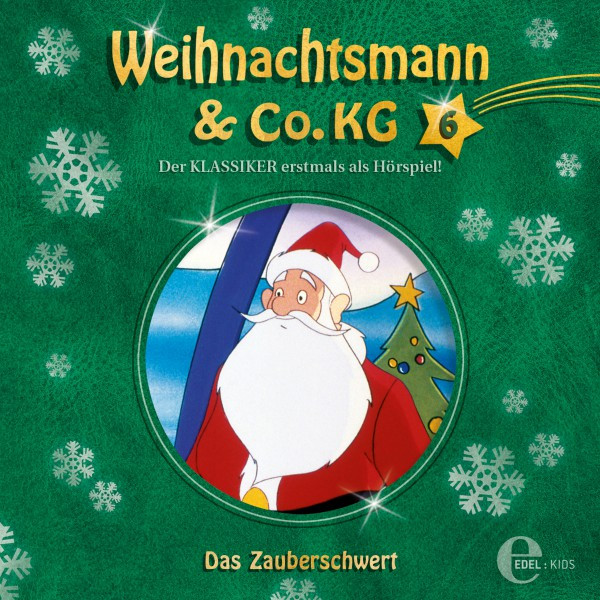 Weihnachtsmann & Co.KG Cover