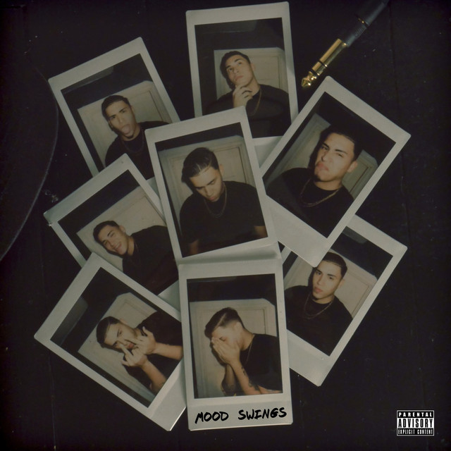 Album cover for Mood Swings by Elijah the Boy