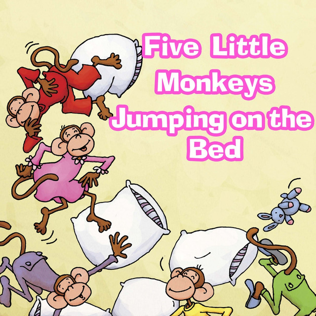 Five Little Monkeys Jumping On the Bed - Chant, a song by ...