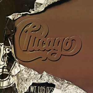 Chicago X Albumcover