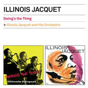 Illinois Jacquet Stardust cover