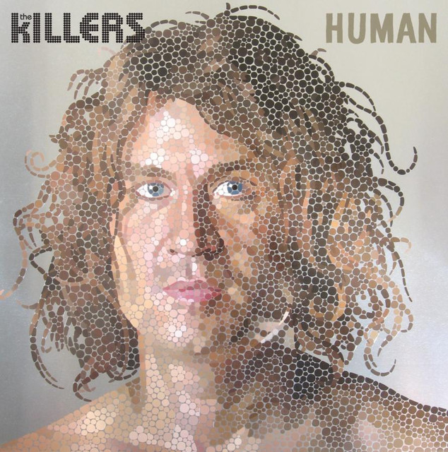 The Killers Human (remixes) album cover