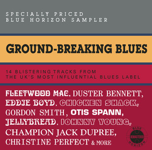 Ground-Breaking Blues