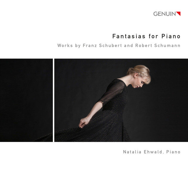 Schubert & Schumann: Fantasias for Piano