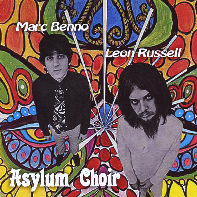 Leon Russell, Marc Benno Asylum Choir album cover