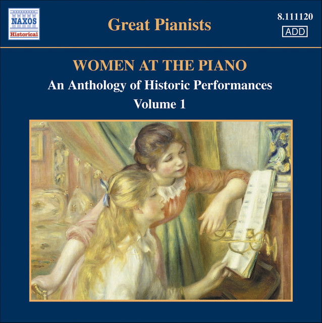 Women At The Piano - An Anthology Of Historic Performances, Vol. 1 (1926-1952) Albumcover
