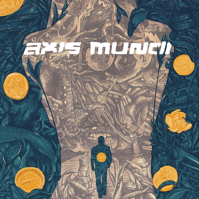 Album cover for Axis Mundi by Axis Mundi