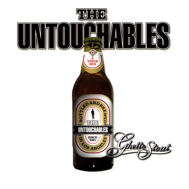The Untouchables Greatest & Latest: Ghetto Stout album cover