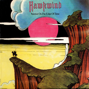 Warrior on the Edge of Time album