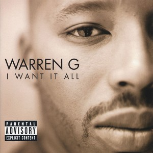 I Want It All Albumcover