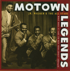Motown Legends: What Does It Take (To Win Your Love)? album
