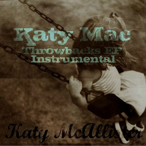 Katy Mac Throwbacks EP (Instrumental) Albumcover