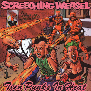 Teen Punks in Heat album