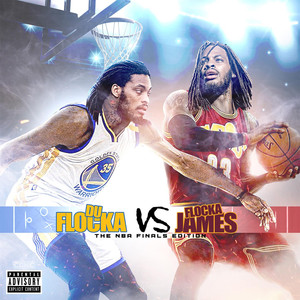 DuFlocka Rant VS Flocka James (NBA Finals Edition) Albümü