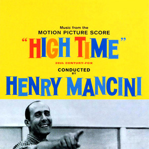 Henry Mancini The Second Time Around cover