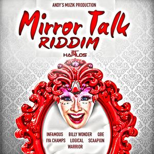 Mirror Talk Riddim Albumcover