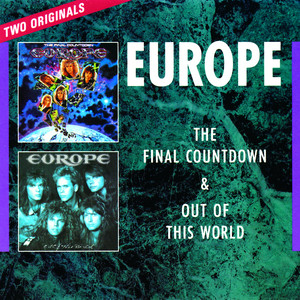 The Final Countdown/ Out Of This World Albumcover