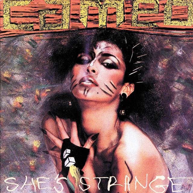 Cameo She's Strange album cover