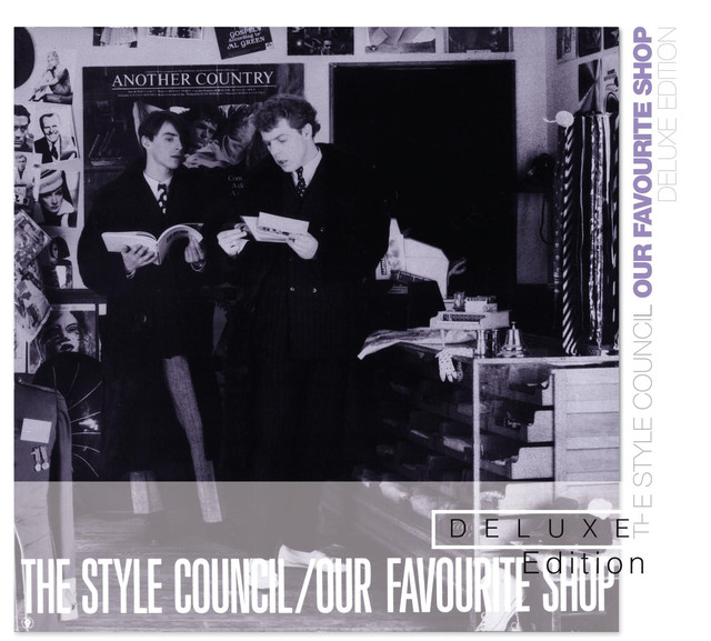 Artwork for The Big Boss Groove - The Lodgers Live Version by The Style Council