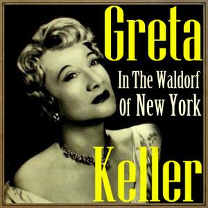 Greta in the Waldorf of New York album