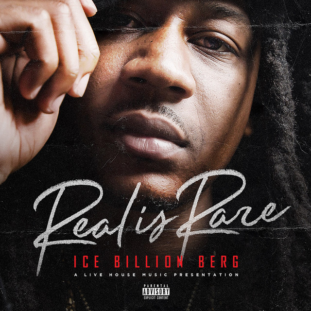 Album cover for Real Is Rare by Ice Billion Berg