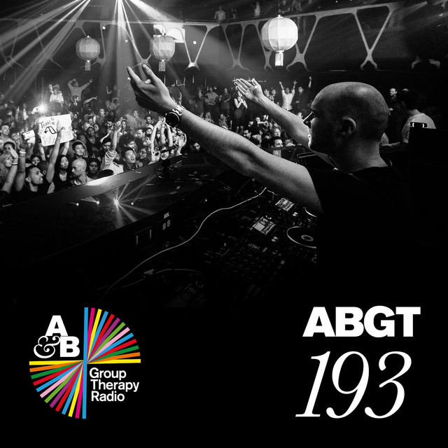 Album cover for Group Therapy 193 by Above & Beyond Group Therapy