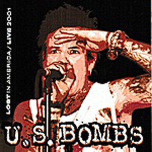 Lost In America: Live 2001 Albumcover