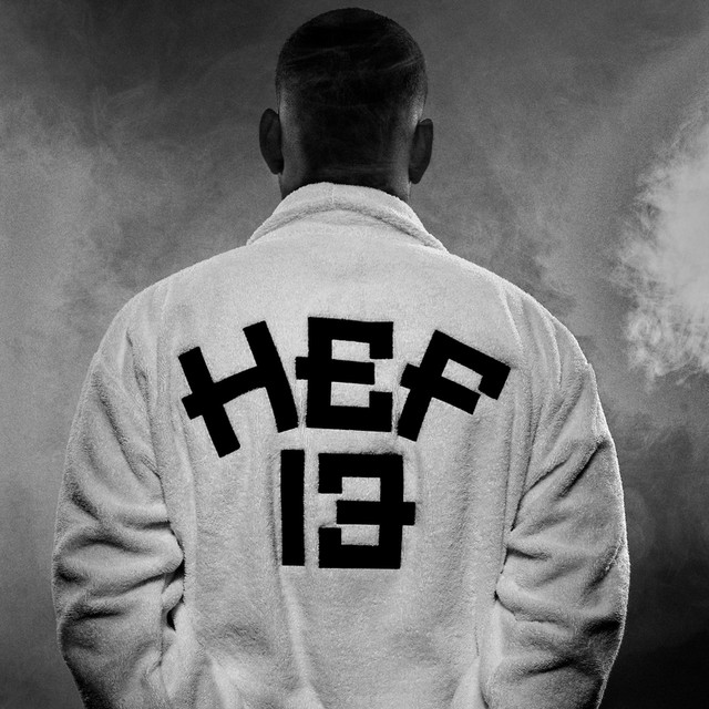 Album cover for 13 by Hef