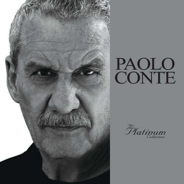 Paolo Conte The Platinum Collection album cover